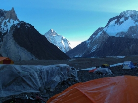 campo-base-concordia-sul-ghiacciaio-baltoro