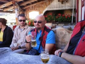 Sass De La Crusc - escursione 15-16 Sett. 2012