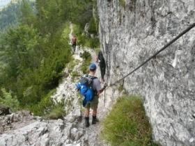 10 sentiero re di sassonia