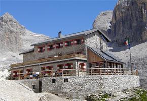 Rifugio Pradidali - CAI Club Alpino Italiano sezione Treviso