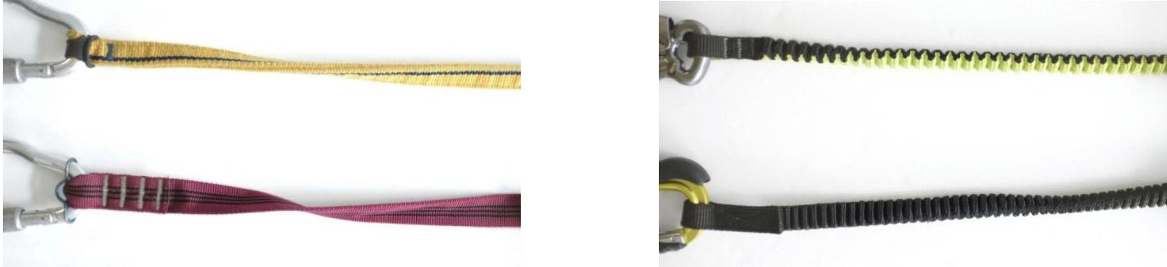 set ferrata elastico